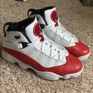 Jordan six rings